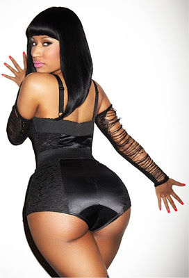 Nicki Minaj Bubble Butt